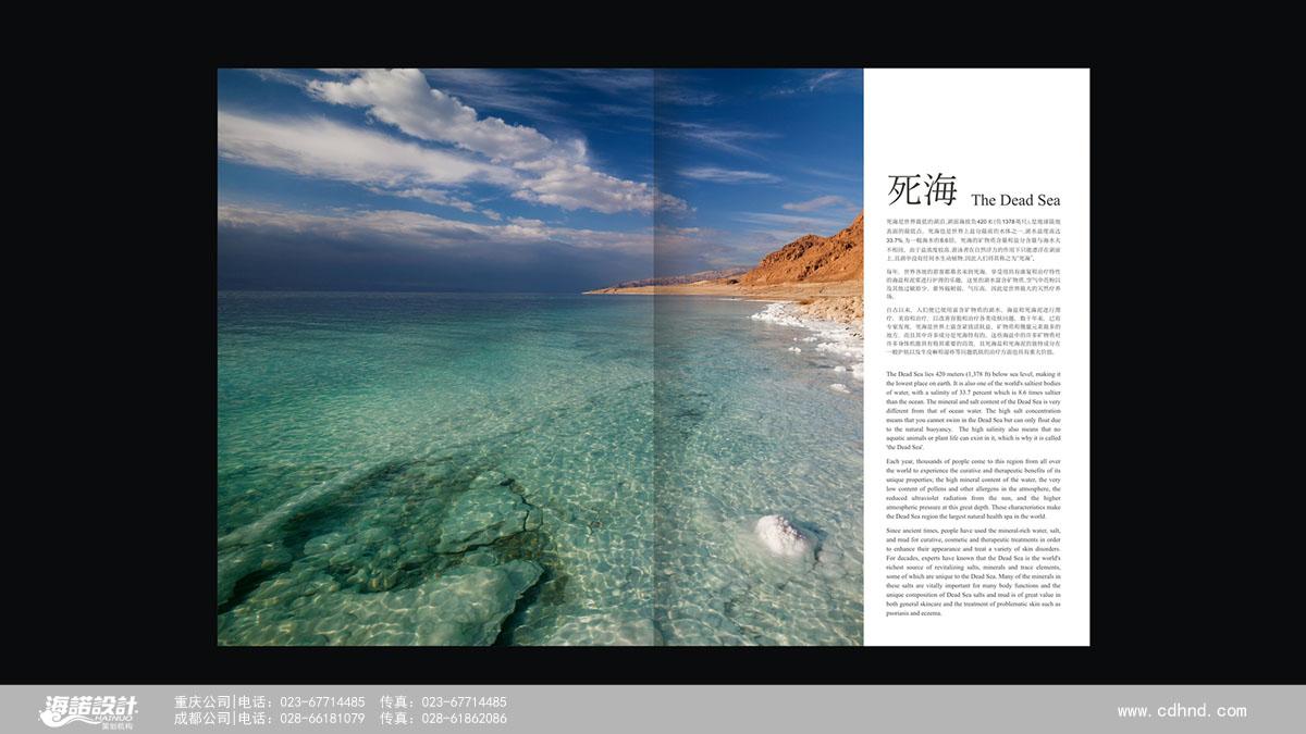 英藤森产品销售画册-平面设计-作品集-海诺公司-包装